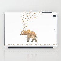 elephant iPad Cases featuring ELEPHANT by Monika Strigel