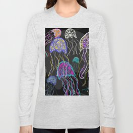 Oh, To be a Jellyfish! Long Sleeve T-shirt