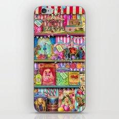 The Sweet Shoppe iPhone Skin