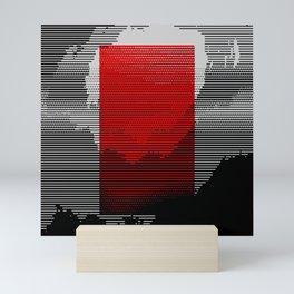 ryd hyryzyn Mini Art Print