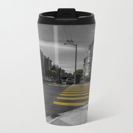 Street of San Francisco Travel Mug