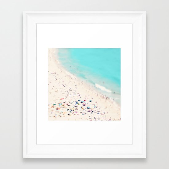 beach love III square by ingz