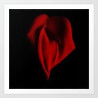 passion Art Prints featuring Passion by unaciertamirada