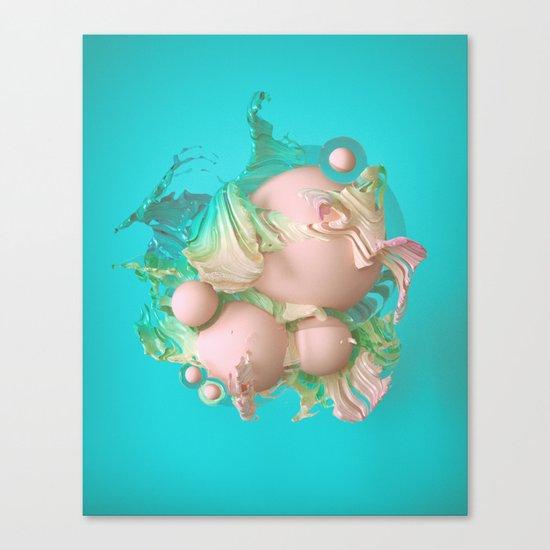 VANILLA BEAN (everyday 08.28.16) Canvas Print