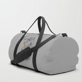 Rainbow Bear Duffle Bag