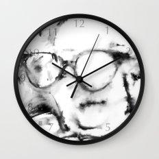 The Visionary #2 Wall Clock