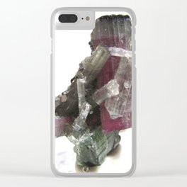 Flight of the Tourmaline Clear iPhone Case