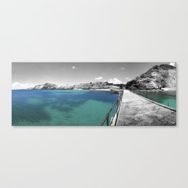 the thinking room Canvas Print