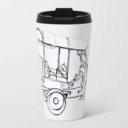 Tuk Tuk Thailand Travel Mug