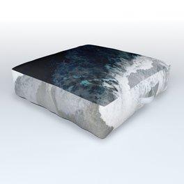 Blue Sea Outdoor Floor Cushion