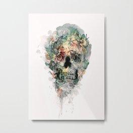 Momento Mori XIII Metal Print