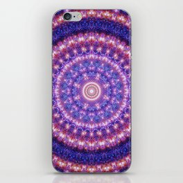 Gateway of Stars Mandala iPhone Skin