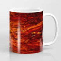 blood Mugs featuring Blood by Paul Kimble