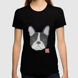 French Bulldog, FRENCHIE, Dog T-shirt