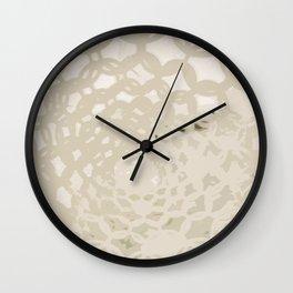 Twists Wall Clock