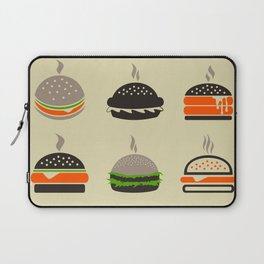 Hamburger2 Laptop Sleeve
