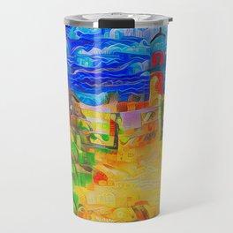 Aquinnah Light Martha's Vineyard Travel Mug