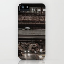 Williamsburg Levels iPhone Case