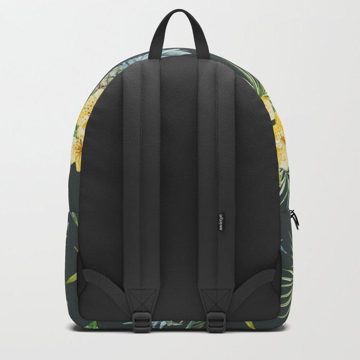 Pineapple Pattern 03 Backpack