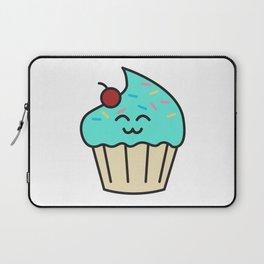 Cupcake baking bakers gift idea funny baker cook Laptop Sleeve