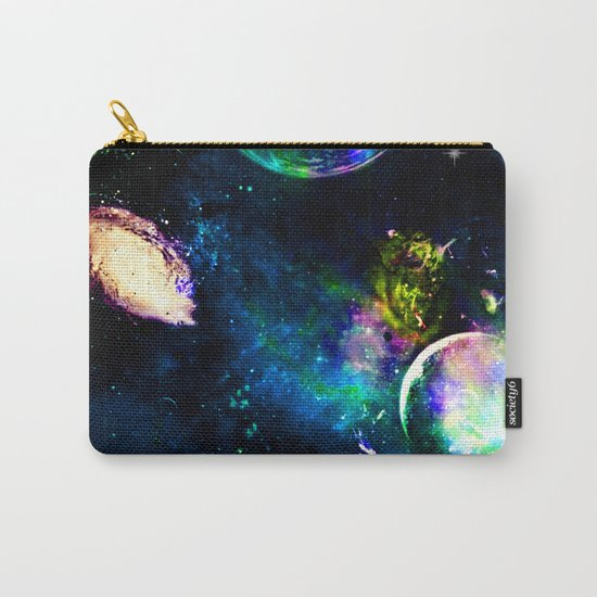 Planet Aura Carry-All Pouch
