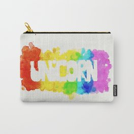 UNICORN (2)  Carry-All Pouch