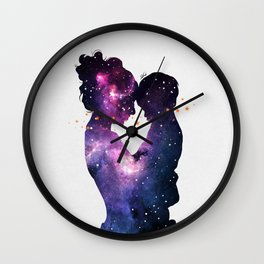 The first love. Wall Clock