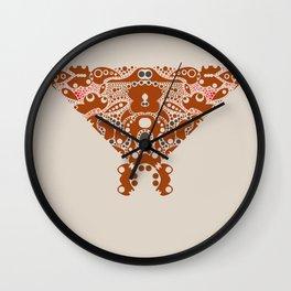 Goldilocks and three bears  Wall Clock