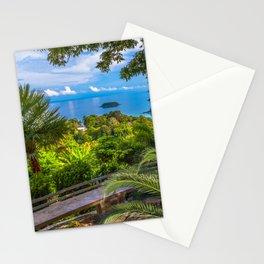 Thailand, three Beaches Stationery Cards