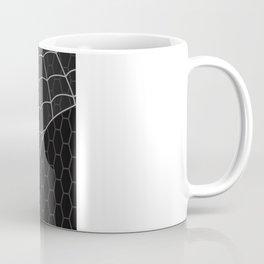Spider-Man Black Coffee Mug