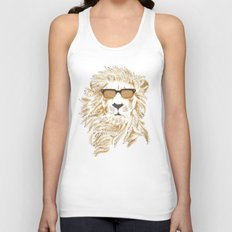 'king Cool Unisex Tank Top