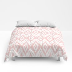 Watercolor BLUSH PINK, Fall 2016 Comforters
