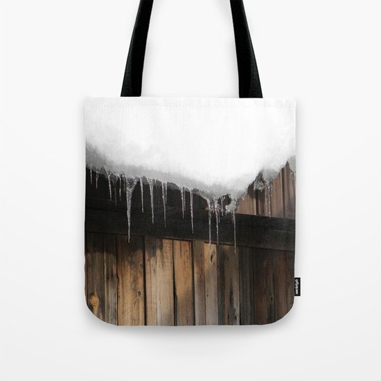 Antique Icicles  Tote Bag