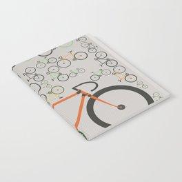 Fixed gear bikes Notebook