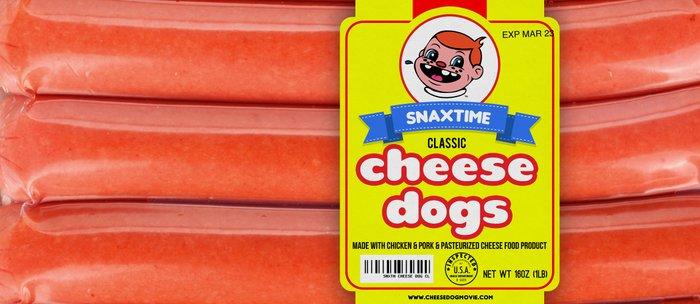 Cheese Dog: The Movie Coffee Mug