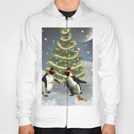 Funny penguin Hoody