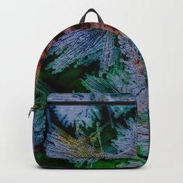 Vibrant Evergreen Christmas Backpack