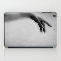 swan iPad Cases featuring Swan by whimsy canvas