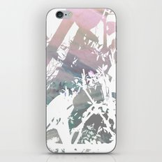 Colors Between and Through iPhone & iPod Skin