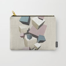 Queen of Cubes Carry-All Pouch