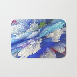 Abstract 108 Bath Mat