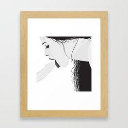 taste Framed Art Print