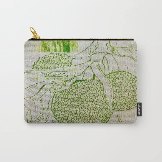 Breadfruit Carry-All Pouch