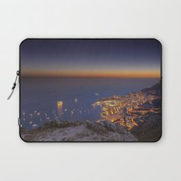 Sunset Grand prix Laptop Sleeve