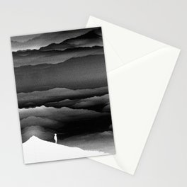 Solar Noise Isolation Series Stationery Cards