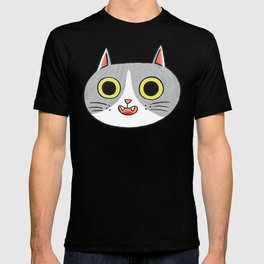 Crazy eyes T-shirt