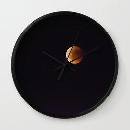 Eclipse Wall Clock