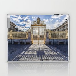 At the Gate Laptop & iPad Skin