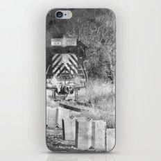 Train Spotting iPhone & iPod Skin