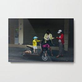 easy rider Metal Print